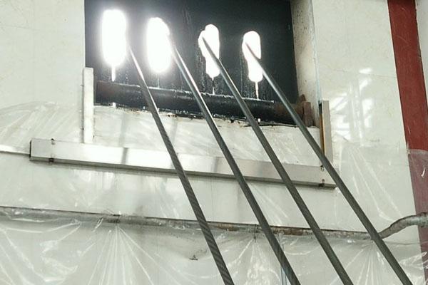 卷扬机松绳保护装置